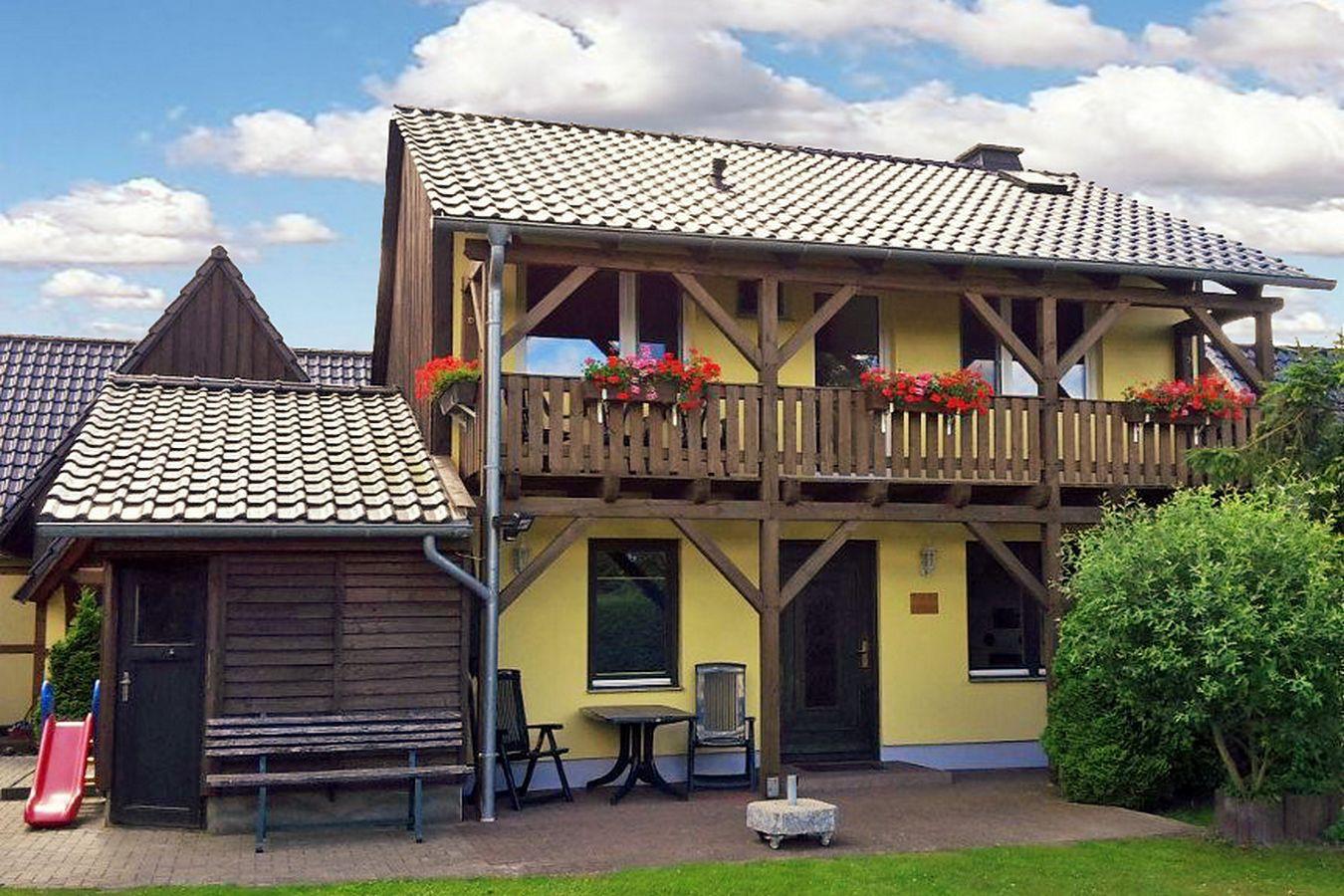 Ferienhaus Tadeltau In Waren Muritz Waren 274 Fur 4 Personen